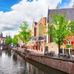 Uyutnye domiki vdol kanala Amsterdam 150x150 - Автобусные туры из Львова в Европу