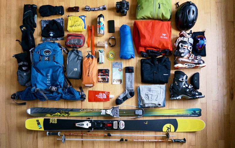 0263 001 1 - Що потрібно знати початківцю лижникові?