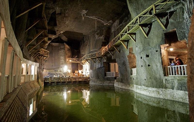 Soljanye shahty Velichka 5 1 - Соляные шахты Велички