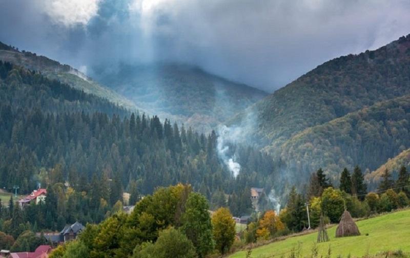 image17 2 - Пилипец– живописный уголок Карпат