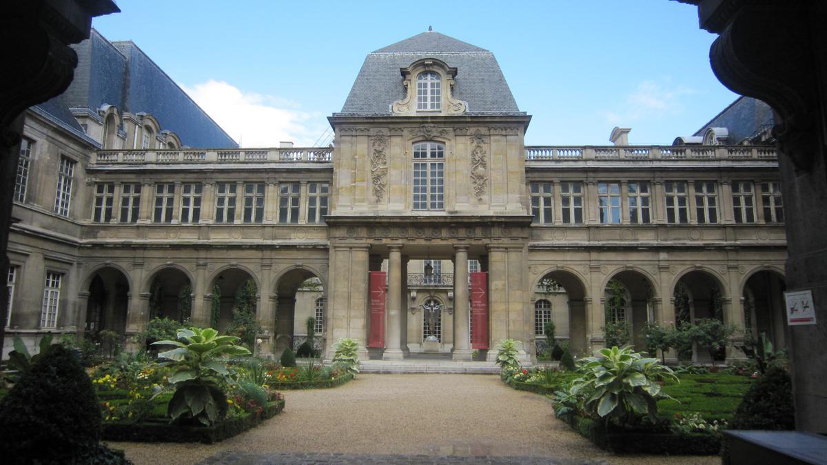 Muzej Karnavale1 - Топ безкоштовних пам'яток Парижа