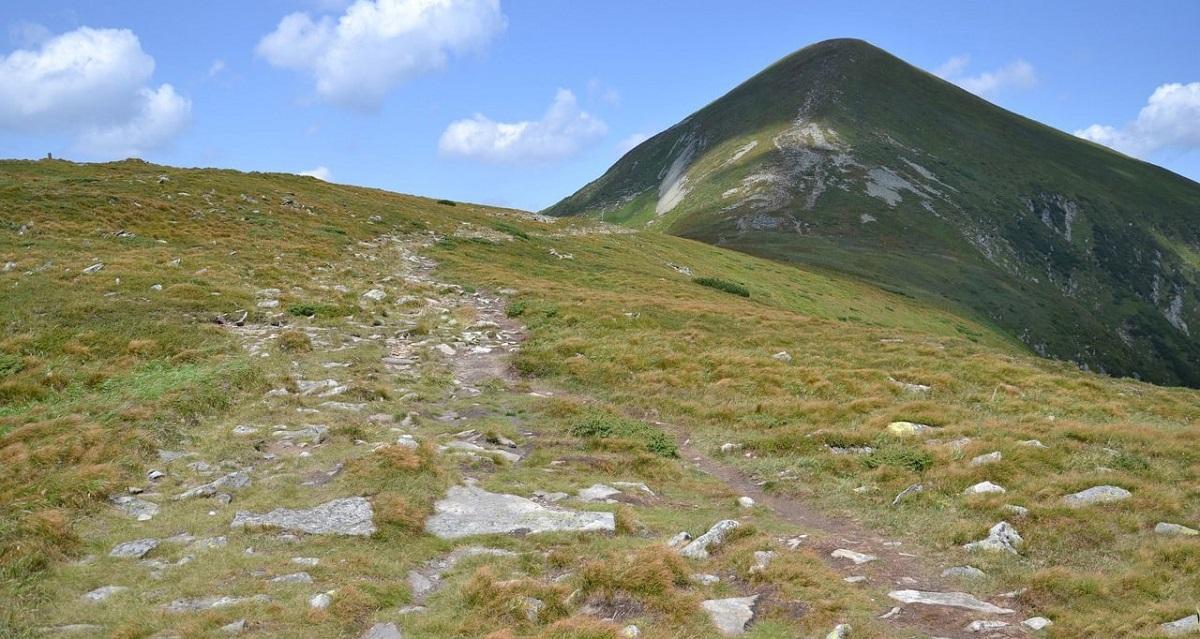 day1 - Ексклюзив Карпат (Сходження на г. Петрос)