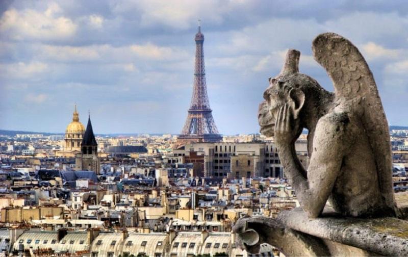 Dostoprimechatelnosti Parizha e1531360556533 - Топ бесплатных достопримечательностей Парижа