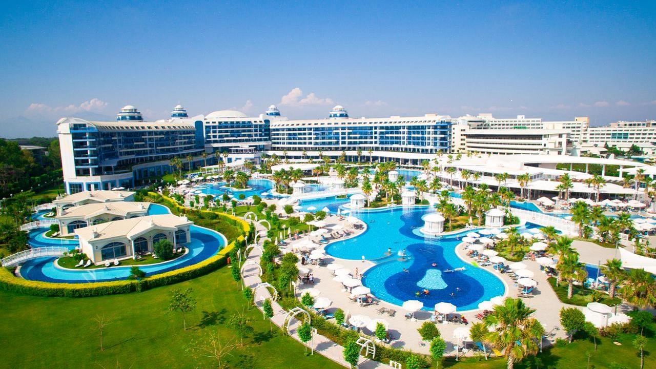 SUENO HOTELS DELUXE BELEK 5 - Турция