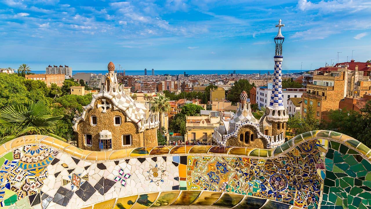 tury v barcelonu - Испания