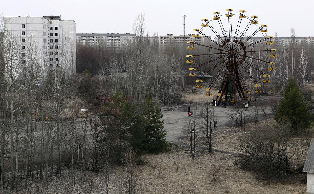 chornobyl - Чернобыль
