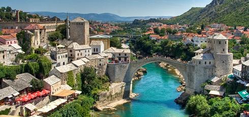 "Mostar main - ""Босния и Герцоговина"""