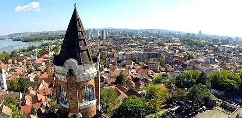 250120666 - Загадочные Балканы: Белград,Скопье