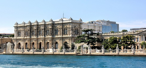 "Dvorets Dolmabahche - ""Чудове поєднання: Стамбул +Каппадокія"""