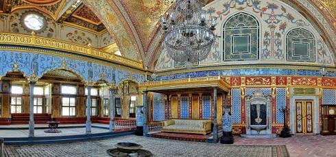 "Topkapy sultanskij dvorets - ""Превосходное сочетание : Стамбул +Каппадокия"""