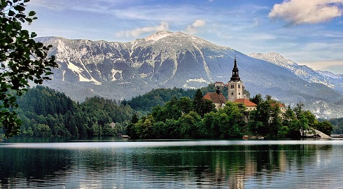 bled 2 - Крихітка Словенія