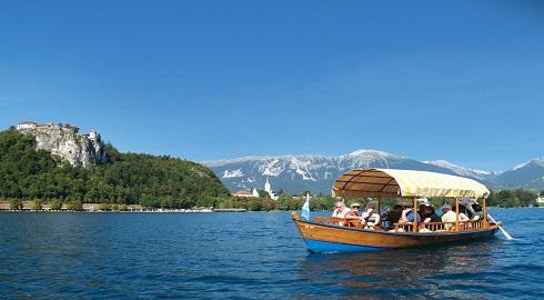 lake bled slovenia 4 - Крихітка Словенія