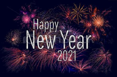 happy new year 2021 greeting with picture csp77710471 - Новый Год на Закарпатье 2021