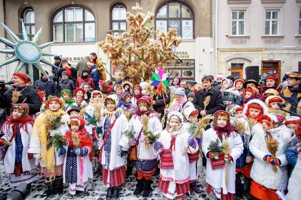 15720069995db2ec572614e - 12 рождественских историй Львов, Карпаты и не только