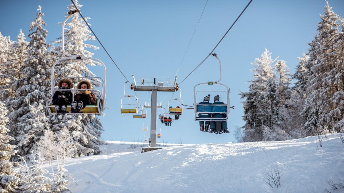 ZB 284 - Лыжный тур в Славско