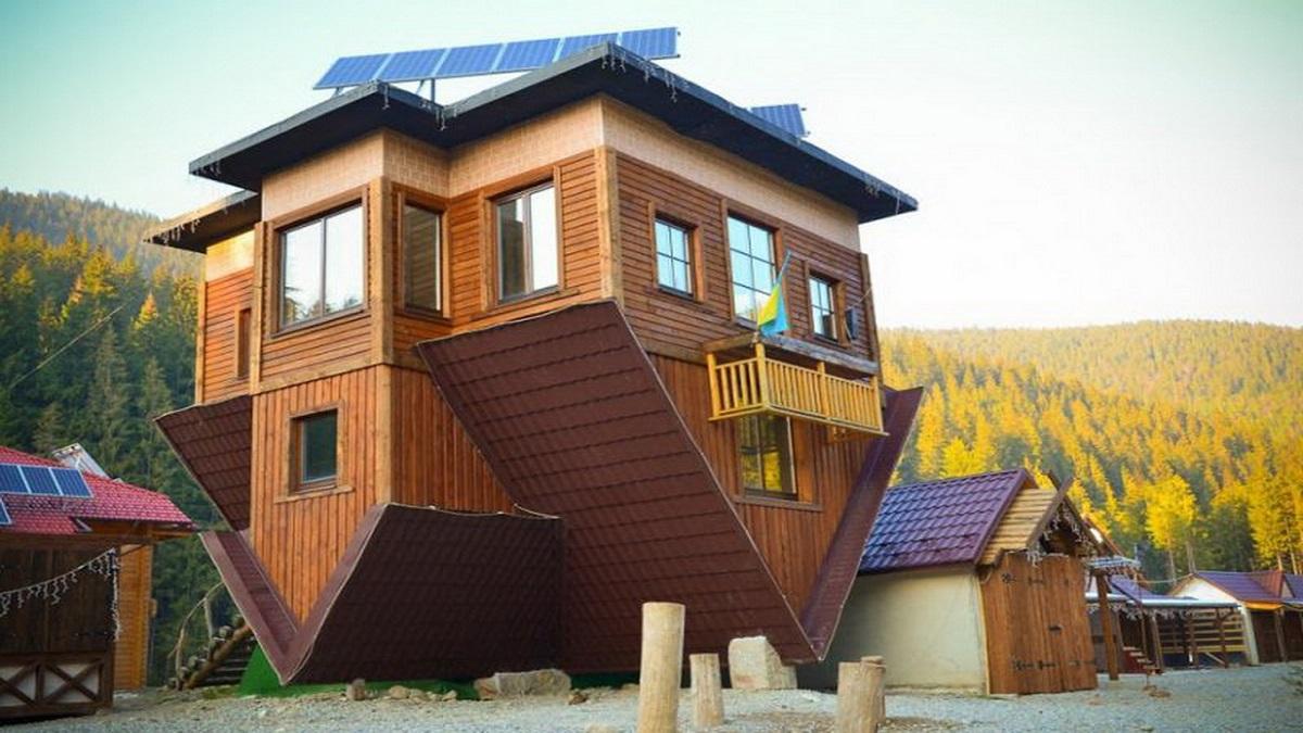 perevernutui dom - Гуцульські пригоди