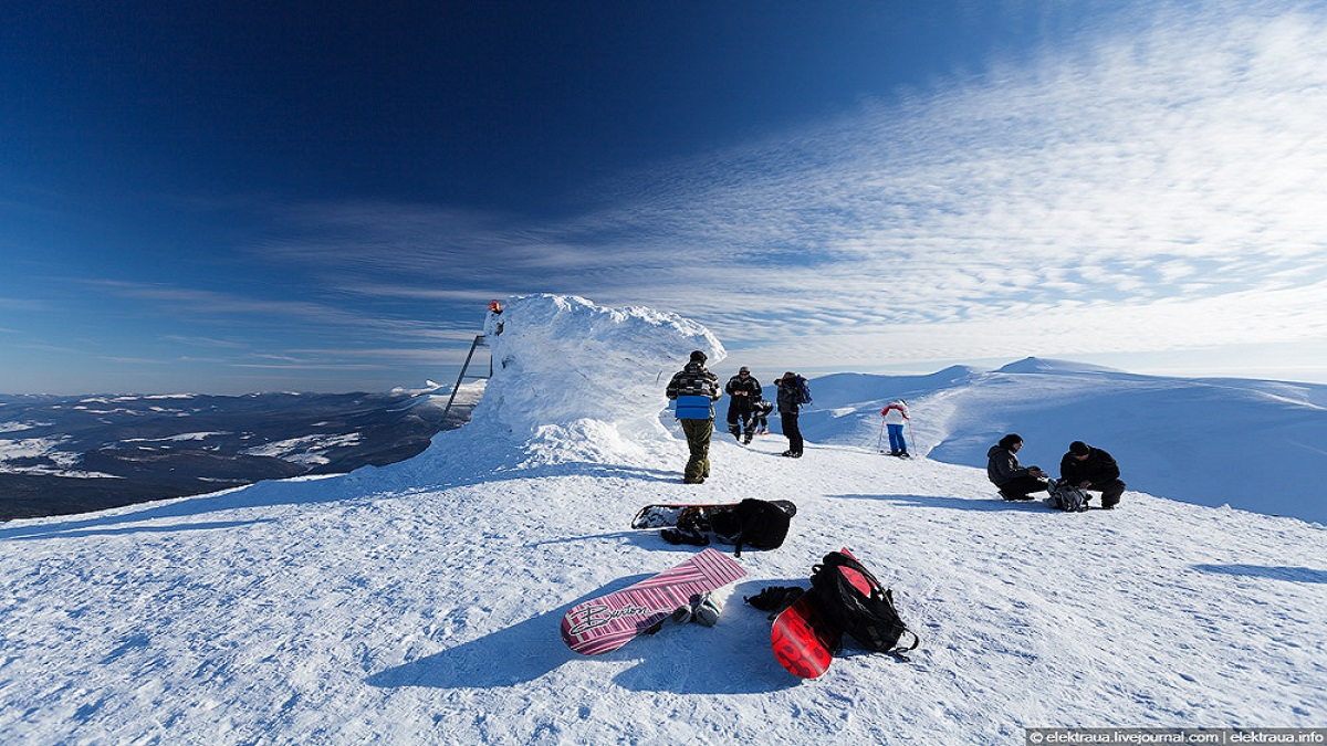 drag2 - Гірськолижний тур на Драгобрат