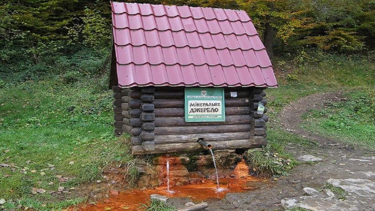 zalizisti mineralni vodi - Сказка Закарпатье