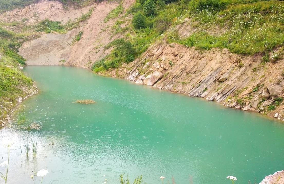 15949306305f10b5c665ffb - Водопад Сопот, Карпатское море + Ямельницкие скалы
