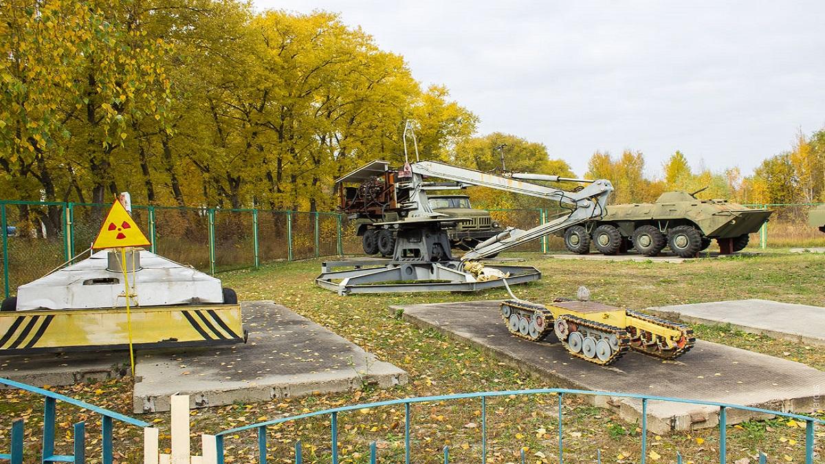 7 - Тур в Чернобыль с Луцка