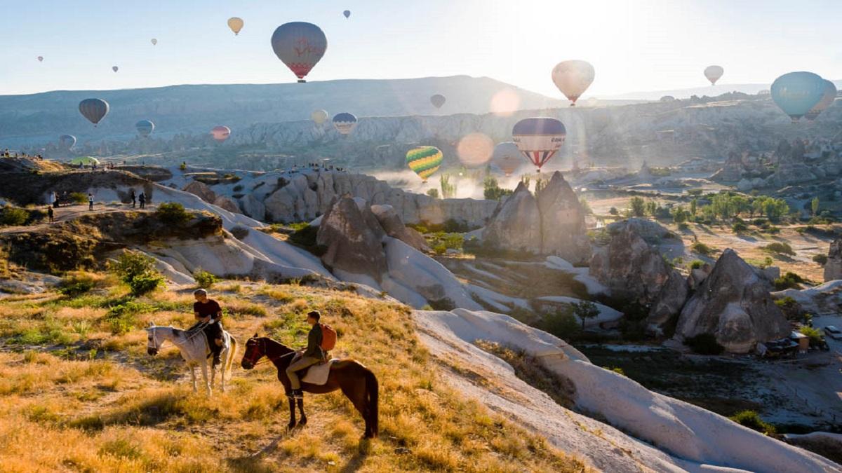 horse safari n cappadocia 7 1 - Каппадокія з Луцька