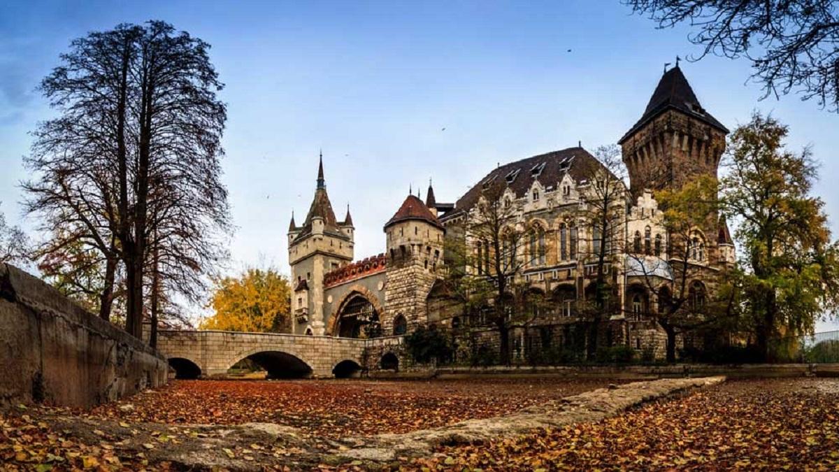 zamok vaidahunyad1 - Будапешт з Луцька