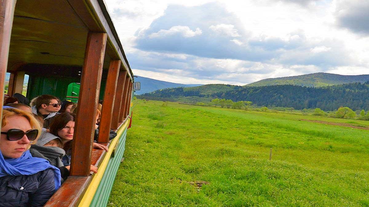 ekskursiia lvov tramvai 3 - Закарпатский Экспресс