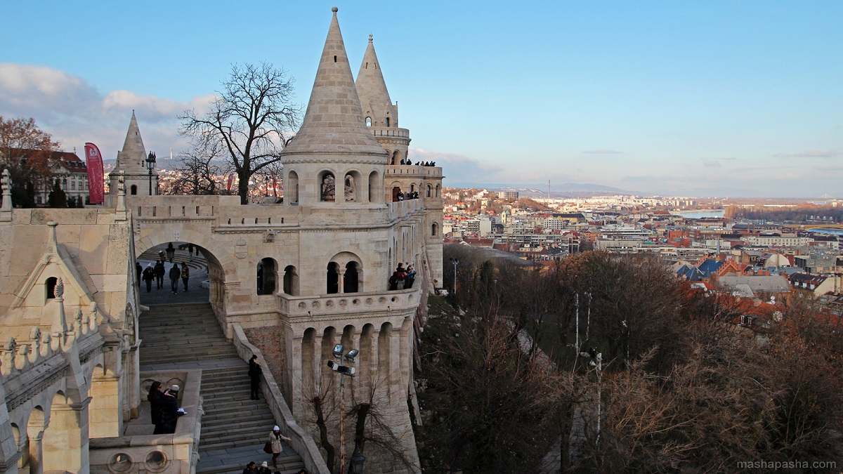 budapesht bastion 01 - Будапешт з Луцька